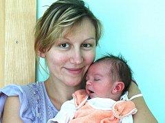 V žatecké porodnici se 5. září ve 12.10 hodin mamince Lindě Vykoukové z Litvínova narodil syn Jiří Vykouk. Měřil 52 cm a vážil 3,81 kg.