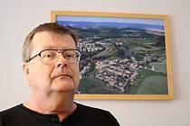 Starosta obce Patokryje Karel Řehák