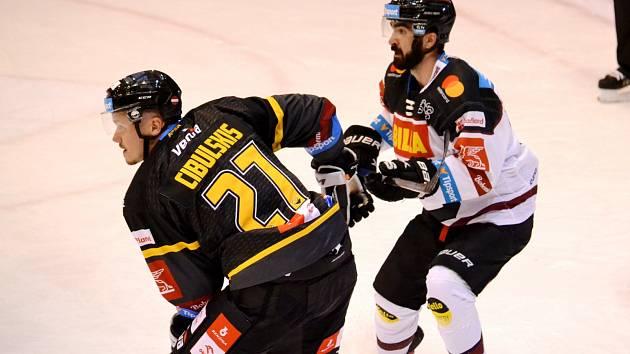 Litvínov venku za dva body skolil Spartu.