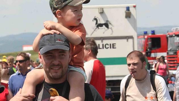 Den záchranářů IZS Ústeckého kraje na mosteckém polygonu