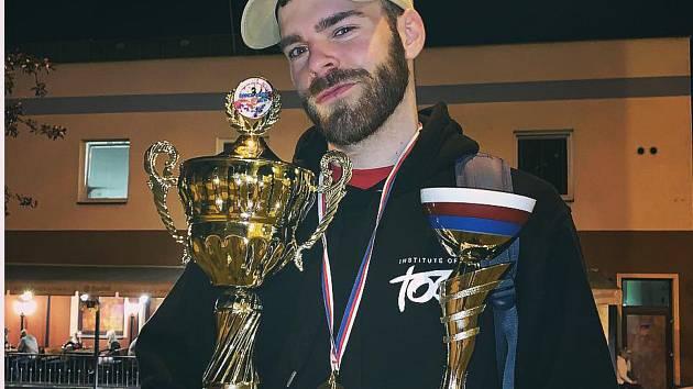 Tanečník Tomáš Böckl