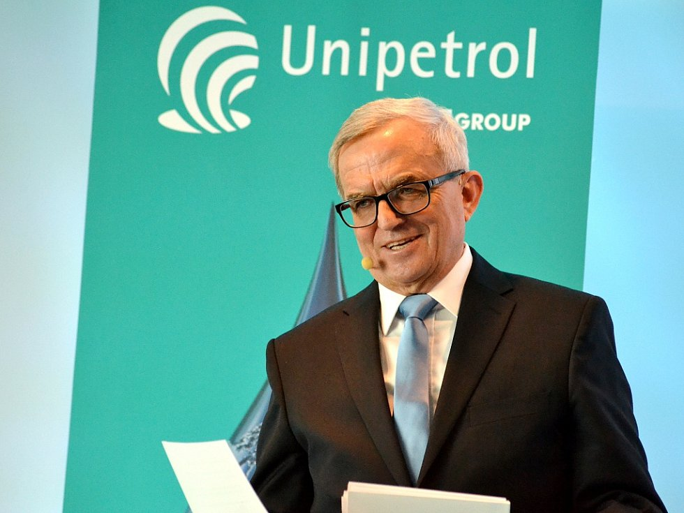 Generální ředitel a předseda představenstva Unipetrolu Andrzej Modrzejewski