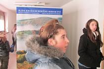 Výstava na Lesné.
