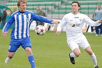 Proti Vítkovicím (na snímku) vybojoval Most tři body. Na Žižkov přidal k zisku další bodík za remízu 1:1.