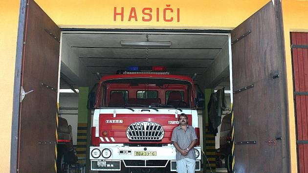 Sbor dobrovolných hasičů Meziboří.
