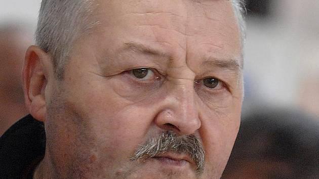 Trenér Mostu Tomáš Kuťka.