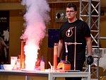 Báječný den s chemií v mostecké sportovní hale