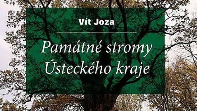 Obálka knihy Památné stromy Ústeckého kraje.