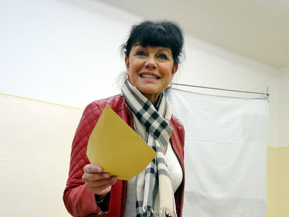 Alena Dernerová.