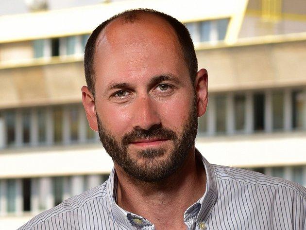 Jan Paparega, lídr hnutí ProMOST, které v Mostě vyhrálo komunální volby