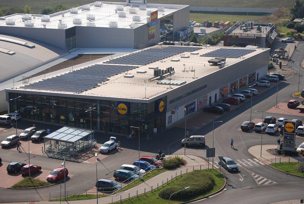 Lidl v obchodní zóně Na Sadech, kde má být i Kaufland, probíhá zjišťovací řízení kvůli EIA.
