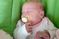 Dominika Schichová se narodila rodičům Květě a Františkovi Schichovým z Hamru 10. dubna ve 4.30 hodin. Měřila 50 cm a vážila 3,37 kilogramu.