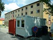 Z dlouho opuštěného objektu v mostecké ulici Táboritů bude Domov Alzheimer se stovkou lůžek pro lidi s demencí