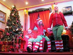 Do Litvínova přijel Vánoční kamion Coca-Cola