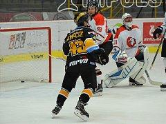 Litvínov versus Znojmo.
