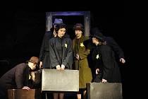 Docela velké divadlo připomene záznamem hry Klára oběti holokaustu.