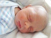 David Štiber se narodil mamince Monice Štiberové z Litvínova 10. března ve 4.50 hodin. Měřil 50 cm a vážil 3,39 kilogramu.
