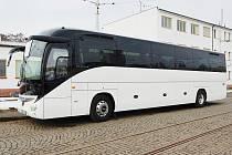 Nový autobus Iveco Dopravního podniku měst Mostu a Litvínova