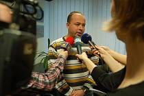 Oldřich Malý, bývalý šéf mosteckého a krajského úřadu práce.