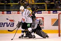 Litvínov doma porazil Vary 4:3.
