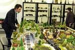 Začaly oslavy 150 let železnice pod Krušnými horami