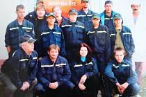 Sbor dobrovolných hasičů z Bečova.