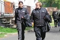 Také litvínovská městská policie má asistenty prevence kriminality. Čtyři ženy v Janově.