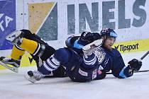 Liberec doma narazil. Verva brala na jeho ledě tři body za těsnou výhru 2:1.