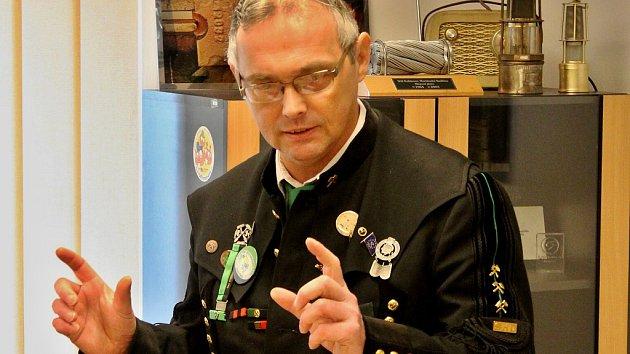 Hornický skanzen je pro ředitele Zbyňka Jakše srdeční záležitostí.