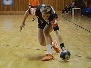 Černí andělé ve čtvrtfinále poháru vyřadili Olomouc.