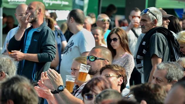 Pivní slavnosti v Mostě
