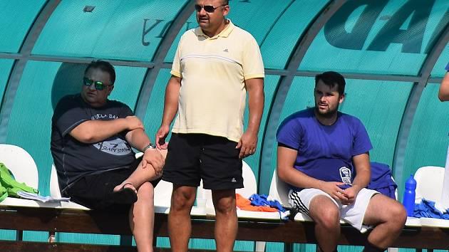 Pohár: Mostecký fotbalový klub si podal Dobříš.