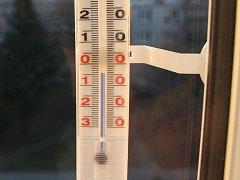 V noci na pátek má být v Krušných horách -6 až -9 °C.