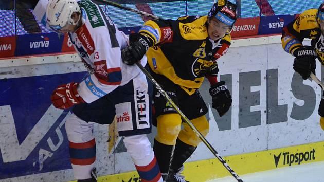 Litvínov versus Pardubice.
