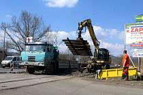 Co je nového v Litvínově a v Mostě: Probíhají rekonstrukce a stavby v dopravě.