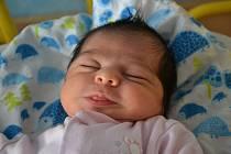 Mia Mišalková se narodila mamince Andree Mišalkové ze Žatce 8. listopadu ve 22.37 hodin. Měřila 50cm a vážila 3,19 kg.