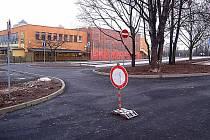 Mostecká městská policie provozuje už čtyři parkoviště. Jedno třeba u kina Kosmos.