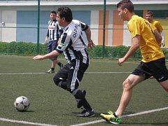 Mostecká liga malé kopané je už tradiční soutěží v Mostě.