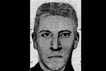 Sestavený portrét únosce ze září loňského roku.