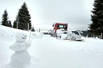 Na úpravu běžeckých tras v Krušných horách bude letos milion korun.