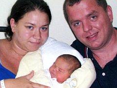 Mamince Janě Végové se narodila dcera Sára. Měřila 50 centimetrů a vážila skoro čtyři kilogramy.