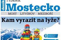 Týdeník Mostecko z 16. ledna 2019