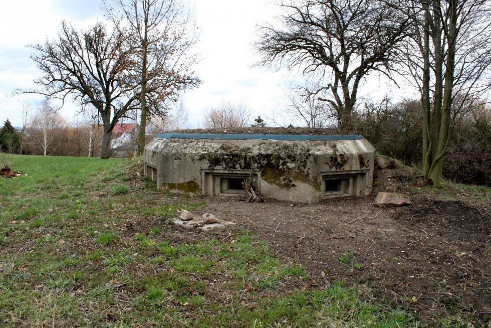 Černovice na Chomutovsku a další z objektů, u které se pracuje na jeho úpravě.