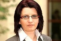 Tisková mluvčí České pošty Mgr. Marta Selicharová.