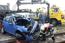 Červen 2009. Tragická nehoda v Záluží.