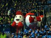 Zahájení Olympiády dětí a mládeže v Chomutově.
