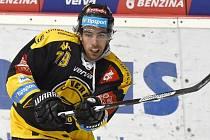 Dražba dresu a hokejky Martina Hanzla pomůže nemocnému hokejistovi.
