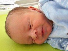 Lukáš Vajnar se narodil Michaele Csengeriové z Mostu 1. února ve 12.51 hodin. Měřil 49 cm a vážil 3,01 kilogramu.