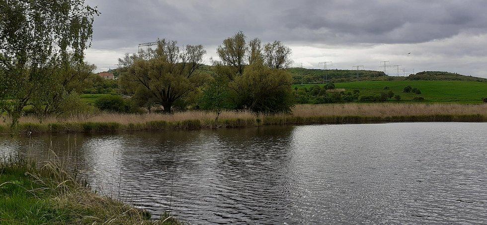 Víska Bedřichův Světec, rybník.