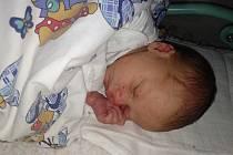 Lukas Kraus se narodil rodičům Idě Haufové a Lukáši Krausovi 15.února 2021 v 5.25 hodin. Měřil 48 cm, vážil 2,78 kg.